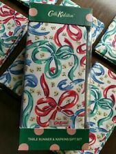 Table Runner and 4 Napkin Gift Set by Cath Kidston
