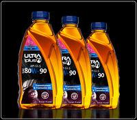 Ultra1Plus SAE 80W-90 Conventional Gear Oil API GL-5 | 3 Pack Quart