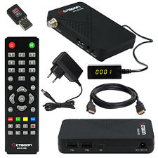 Octagon SX8 Mini One Full HD Sat Receiver Multistream, USB + HDMI + WLAN Adapter