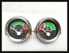 AT104658 ,AT164542 John Deere Tractor Engine Oil pressure+ Water Temp Gauges