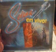 Selena Live/ En vivo still sealed very rare Guatemala Press