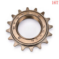 1pc BMX Bike Bicycle Race 16T Tooth Single Speed Freewheel Sprocket Part new,