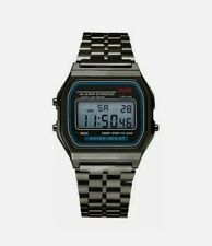 NEW RETRO Classic Watch Digital Sports Alarm Stopwatch F91W Unisex Genuine