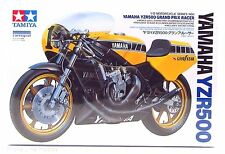 Tamiya Yamaha YZR500 Grand Prix Racer 14001 1/12 Motorcycle Plastic Model Kit
