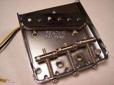 GENUINE Fender Telecaster '62 Reissue Tele USA Bridge & Pickup Set Made In USA