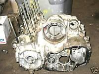 80-83 YAMAHA XJ650 XJ 650 MAXIM I  ENGINE MOTOR CASES#4