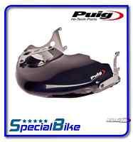 DUCATI MONSTER 1100 2009 > 2010 PUNTALE CARENA PUIG NERO ENGINE SPOILER