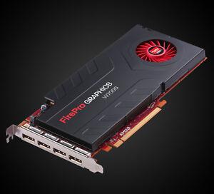 AMD FirePro W7000, 4GB GDDR5, 4x DP (100-505634/31004-31-40A)