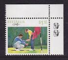 1989 Sport Series $1.10 Golf - 2 Koala Reprint (Top Right Corner)