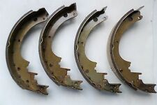 Rear Brake Shoes to fit Nissan Cabstar / Patrol 1982 to 1990 free p&p to uk