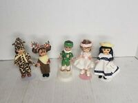 Madame Alexander Dolls McDonalds Happy Meal Lot Of 5