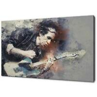 KEITH RICHARDS CANVAS PICTURE PRINT SKETCH WALL ART FREE FAST DELIVERY