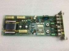 STUDER A80RC MK II REPRODUCE AMPLIFIER CARD 1.080.986-12 parts for studer a80
