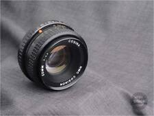 Pentax K High Quality Camera Lenses 50mm Focal