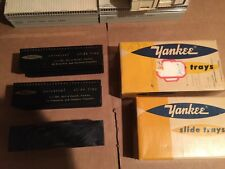 LOT OF 7 YANKEE UNIVERSAL 30 MAGAZINE SLIDE TRAY