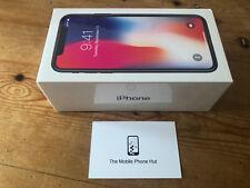 NEW SEALED Apple iPhone X (10) 256GB A1901 GREY (UNLOCKED) 1 YEAR APPLE WARRANTY