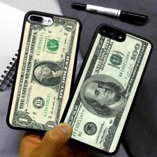 American Dollar U.S. $ Money Silicone Phone Case Cover For iPhone Samsung Galaxy