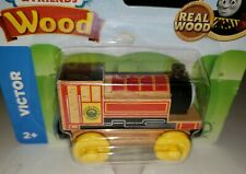 Thomas & Friends Wooden Railway Victor Engine Fisher Price Toy Train fixer New