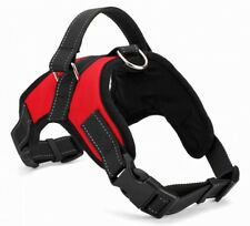 No Pull Dog Pet Harness Adjustable Control Vest Dogs Reflective Xs S M Xxl Red