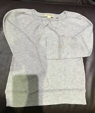 Auth BURBERRY Girls Jumper Sweater Size 5Y/110