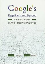 Googles Pagerank And Beyond Science Of Search Engine By Amy N Langville Vg