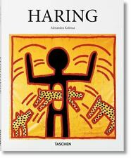 KEITH HARING - NEW HARDCOVER BOOK