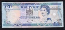 FIJI ------- 20  DOLLARS  1992 ------ XF / a-UNC ----