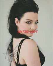 AMY LEE Evanescence Autographed 8x10 Signed Photo Reprint