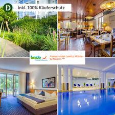 8 Tage Urlaub Meckl. Vorpommern im Ferien Hotel Lewitz Mühle inkl. Halbpension