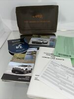 Jeep grand Cherokee 2015  Owner's Information DVD , New, Oem W Jeep Case