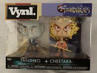 Panthro & Cheetara - Thundercats Classic - Funko Vynl 2 Pack - In Box CLEARANCE!