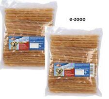 2er Pack Trixie Kaurollen gedreht, 12 cm/ø 5–6 mm, 2 x 300 g