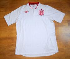 Umbro England 2012/2013 home shirt (Size 42)