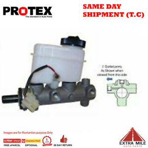 New Brake Master Cylinder For FORD COURIER PE, PG, PH 4D Ute RWD 1999 - 2006