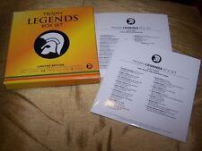 CD de musique en coffret reggae