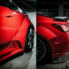Sequence Zero-Kit Series Wide Body Rear Fender Set for Hyundai Genesis Coupe FRP