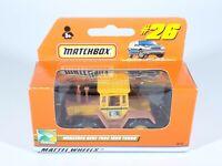 MATCHBOX - 1999 MATTEL WHEELS #26 - MERCEDES BENZ TRACTOR 1600 - NEW NIB