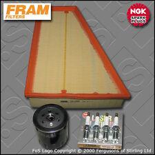 SERVICE KIT FORD MONDEO MK4 2.0 16V PETROL FRAM OIL AIR FILTER PLUGS (2007-2014)