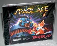 Atari Jaguar Game CD: # SPACE ACE # * merce NUOVA/BRAND NEW!