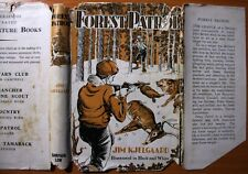 Forest Patrol Jim Kjelgaard Published by Sampson Low, Marston & Co, London, 1948