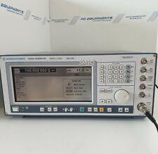 Rohde & Schwarz SMIQ 02B Signal Generator
