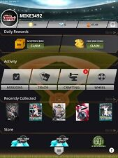Topps Bunt Digital Cards Any 9 Unlocked Cards From My Collection See Description