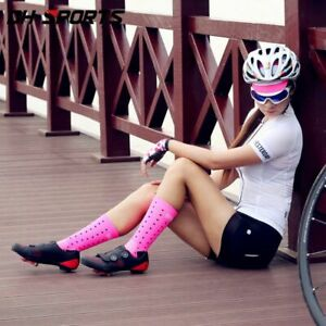 Womens Performance Mtb Cycling Socks Guy Funky Road Bike Socks Mountain Bicycle