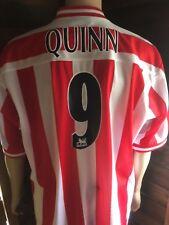 Sunderland AFC Football shirt Niall Quinn
