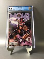Nova Special #1 CGC 9.6 (NM+) Brooks Variant Iron Man & X-Men App New Case!