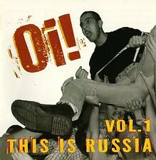 V/A - OI! THIS IS RUSSIA VOL.1 CD (KLOWNS, KEINE ENGEL, SHAVED HEADS, THE ZAPOY)