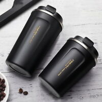 Thermal Stainless Steel Coffee Mug Lid with Tumbler Cup Coffee Insulated Vacuum
