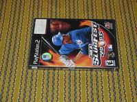 MLB SlugFest 20-03 Sony PlayStation 2 2002 CIB Complete Video Game Tested PS2