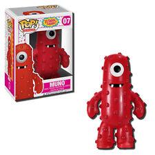 Funko POP! Television Yo Gabba Gabba Muno Vinyl Toy Figure #07