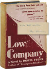 Daniel Fuchs LOW COMPANY First Edition inscribed by the author Signed #148454